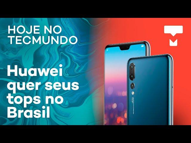 Mais anúncios na MWC, polêmica do Musk, planos da Huawei para o Brasil e mais - Hoje no TecMundo