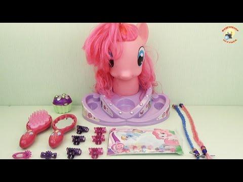 Радуга  и Пинки типо Пинки из видео Пай и Дэш - Май Литл Пони - слушать онлайн