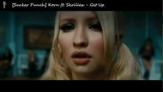 [Sucker Punch] Korn ft. Skrillex - Get Up