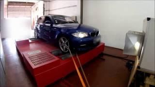 Reprogrammation moteur BMW Série 1 118d E87 MC-R Performance