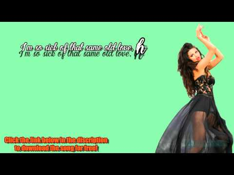 Selena Gomez - Same Old Love [Karaoke/Piano Instrumental] & Free Download