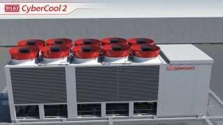 STULZ Сybercool 2 - Высокоэффективный чиллер для Центров Обработки Данных(, 2013-08-13T12:25:51.000Z)