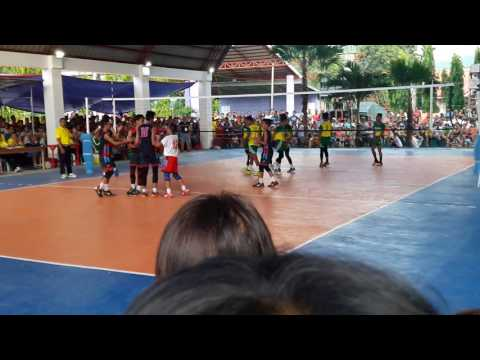 PALARO 2017 in Antique: Region VI (wvraa) vs ARMM