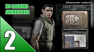 Resident Evil HD Remaster [Chris - no loading] walkthrough part 2