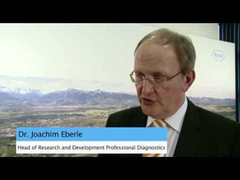 Spatenstich für ein neues Diagnostik-Produktionsgebäude - Startschuss für 200 Millionen Euro Investition in Deutschland (BILD)