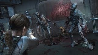 RESIDENT EVIL: REVELATIONS HD GAMEPLAY