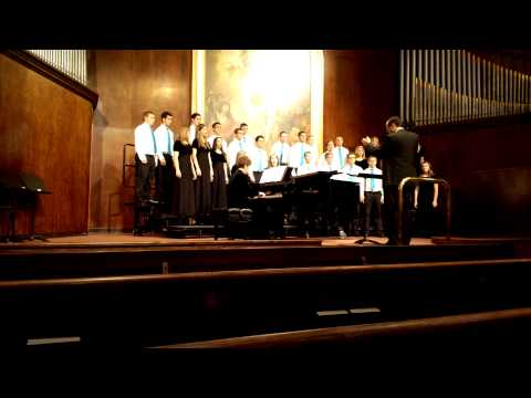 Lake Orion Baptist School Choir 2