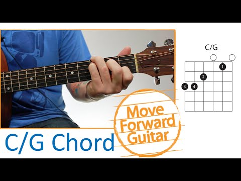 Guitar Chords for Beginners - C/G