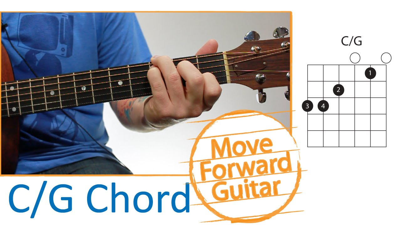 Guitar Chords For Beginners Cg Youtube