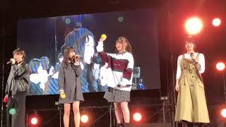 20180203 パシフィコ横浜 AKB48 Tame8 早坂46 メロンジュース 谷川聖 早...