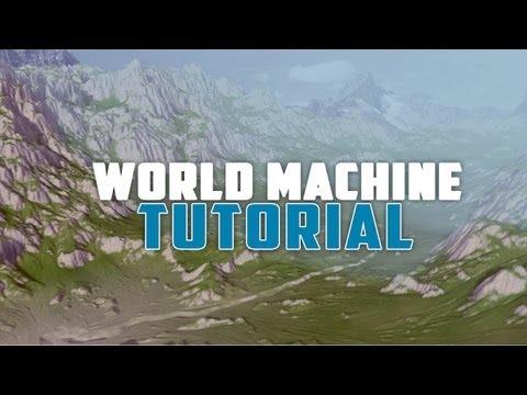 World Machine - Valley Tutorial