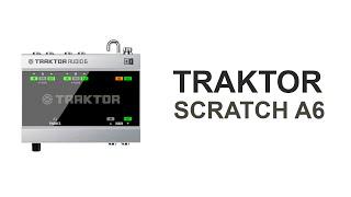 Traktor Scratch A6: Unboxing (Castellano)