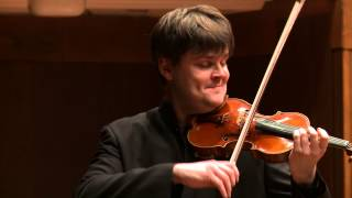 Maurice  RAVEL, Tzigane Rhapsody, Roman Simovic, violin Simon Trpceski, piano
