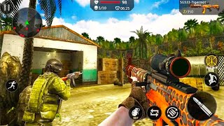 Call Of Battleground - Android GamePlay - FPS Shooting Games Android #3