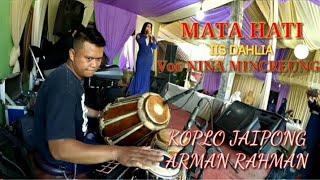 Download Lagu Arman Rahman - MATA HATI - koplo  Voc. Nina Mincreunk mp3