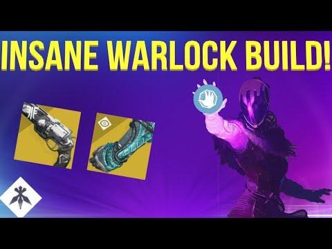 One Eyed Mask Crutch? (Double We Ran - Warlock) Destiny 2 Black Armory