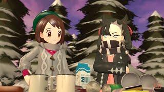 [Pokémon S&S Fan Animation] Making Curry