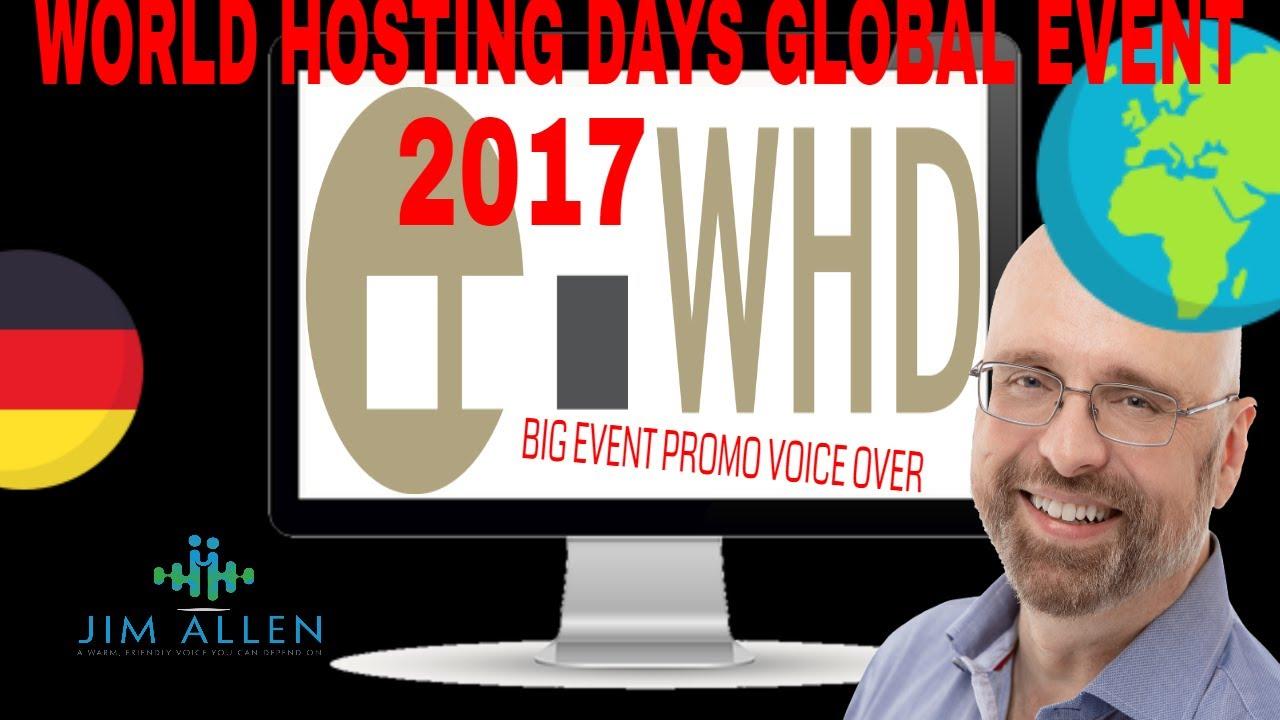 world hosting days 2017, laura dekker - youtube