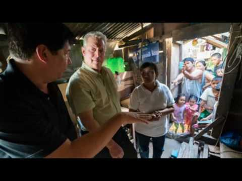 """Movie Beat: """"An Inconvenient Sequel"""" says environment not a partisan issue"""