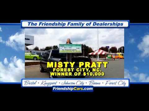 Friendship Chrysler Jeep Dodge Ram | $10,000 Cash Giveaway