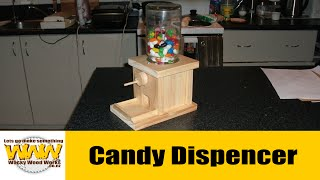 Lolly Dispenser http://www.wackywoodworks.co.nz/lollydispenser.php Charles Dearing: https://www.youtube.com/channel/UCI-