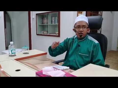 Nasihat buat Ahli Ilmu - Ustaz Hafiz Azman
