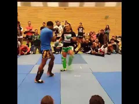 Stage Saenchai Luxembourg-Ville 2016 (Luxembourg)