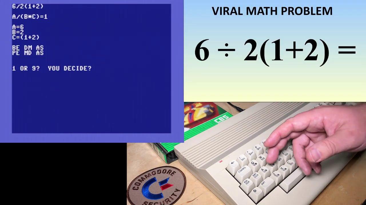 Ask The 100 Bits 100/10010+100 Viral Math Problem