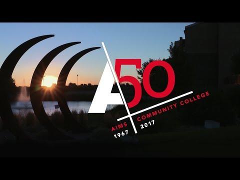 Aims Community College - 50th Anniversary