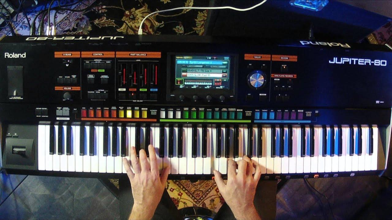 Roland JUPITER-80