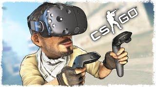 CS:GO в VR #3