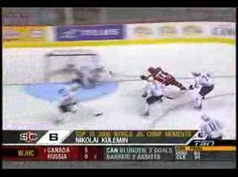 2006 IIHF World U20 Championship Highlights