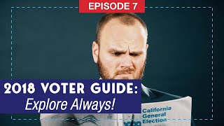 OFFICIAL 2018 VOTER GUIDE...kind of