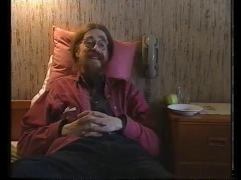 Peps Persson -interview + För ung att dö (live)