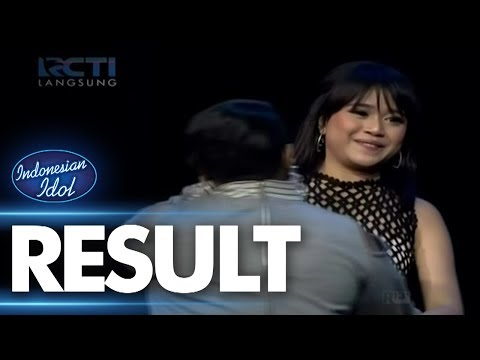 RESULT - Spekta Show Top 7 - Indonesian Idol 2018