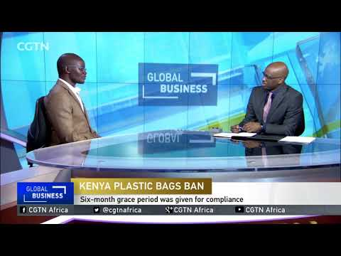 Interview: Kenya plastic ban  touted as among the strictest in the world