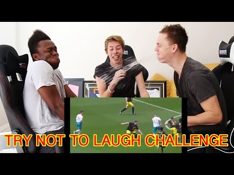Thumbnail: TRY NOT TO LAUGH w/Caspar Lee