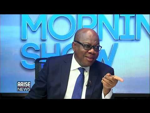 SAN, Olisa Agbakoba speak on politics & economy as the Presidential Elections kick off