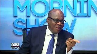 SAN, Olisa Agbakoba speak on politics & economy as the Presidential Elections kick off