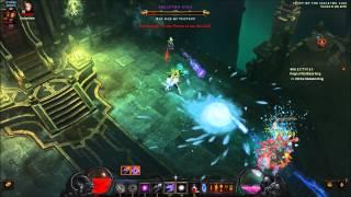 Diablo III PTR 2.0.1 - Frosty Wizard - Torment 4 - No APoC