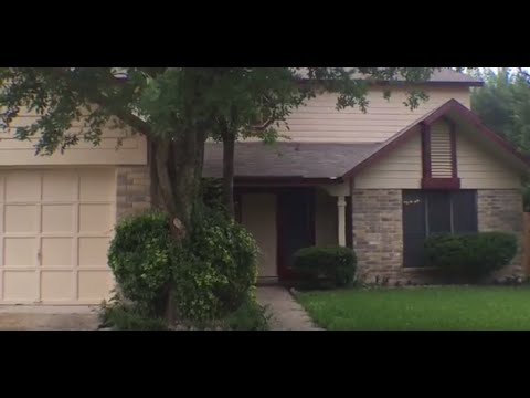 Home for Rent in San Antonio 4BR/2.5BA by Property Management in San Antonio Texas