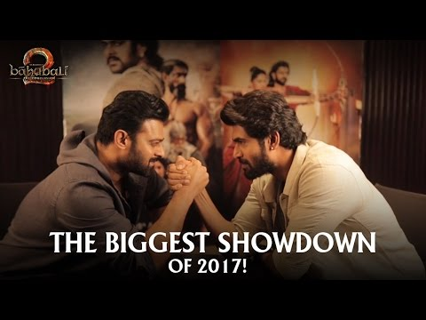 The biggest showdown of 2017 | Baahubali 2 - The Conclusion | Prabhas | Rana Daggubati