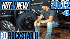 Hot n New Ep. 32: XD Rockstar II 20x12 -44 Matte Black