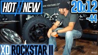 Gambar cover Hot n New Ep. 32: XD Rockstar II 20x12 -44 Matte Black