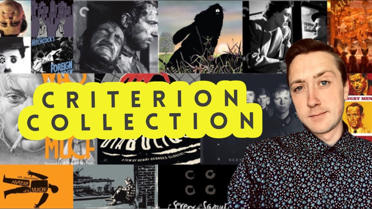 Complete Criterion Collection 2019 - YouTube