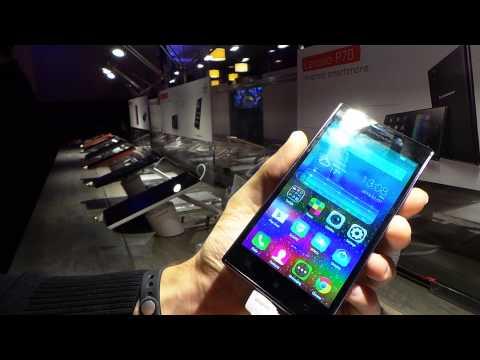 Lenovo P70 bemutató videó