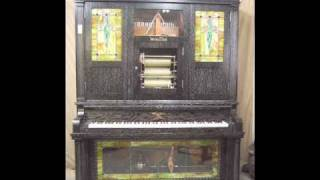 Wurlitzer C playing Alleghany Sweetheart Restored by Roberts Musical Restorations