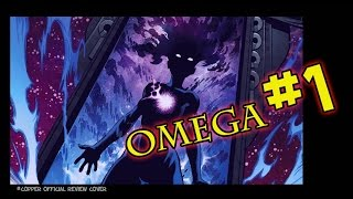 Guardians of the Galaxy & X-Men:The Black Vortex Omega #1 Review