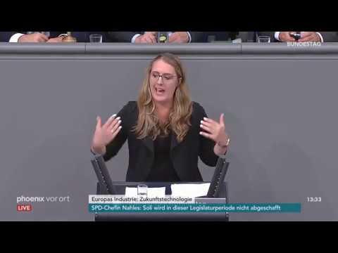 """Bundestagsdebatte zu """"Europas"""