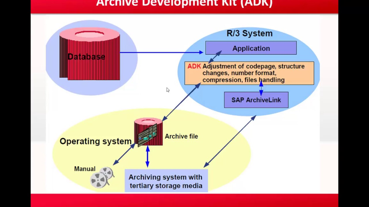 Data Archiving in SAP